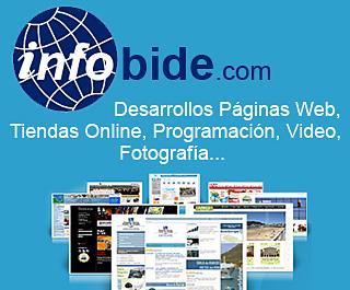 Diseño Paginas Web san Sebastian
